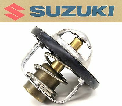 New Suzuki Radiator Thermostat Hayabusa TL1000 GSXR600 GSXR750 (See Notes) #Y158
