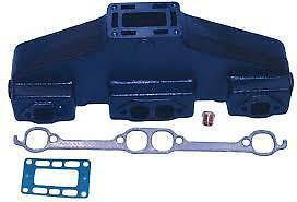 VOLVO PENTA V8 Exhaust Manifold Centre Out fits 5 & 5.7 Litre 856883, GLM51630