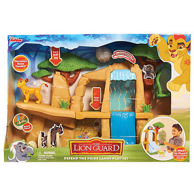 Disney Lion Guard Battle for the Pride Lands Playset NEW