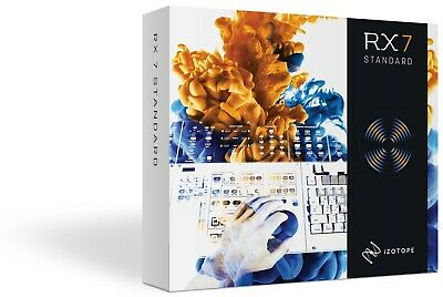 iZotope RX 7 COMPLETE AUDIO REPAIR EDU - ELECTRONIC LICENSE DELIVERY