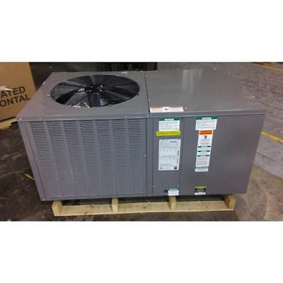 Rheem Rsnm-A024Jk000 2 Ton Horizontal Rooftop Air Conditioner 13 Seer  R-410A