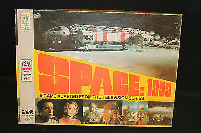 1976 Space: 1999 Board Game From The Television Series -Sealed Interior