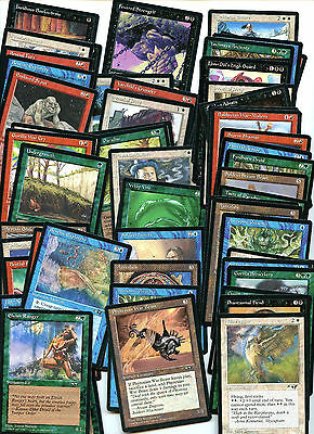 MTG 50 Alliances Commons unplayed nm/m Magic the Gathering WOTC Cards Lot