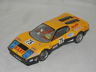 Taiyo - Rusher Ferrari 365 Gt Bb - Vintage Tin Toy Tinplate - Japan -