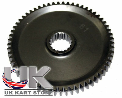 Rotax Max DD2 Secondaire Rotor 61T UK KART STORE