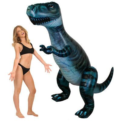 Giant Inflatable Dinosaur Dino Tall Blow Up Outdoor Toy Beach Pool Party