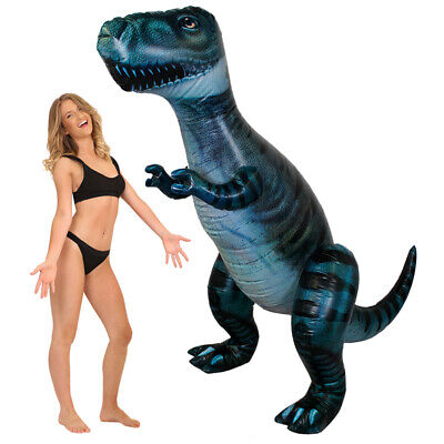 Giant Inflatable Dinosaur T-Rex Novelty Pre Historic Party Toy Fancy Dress