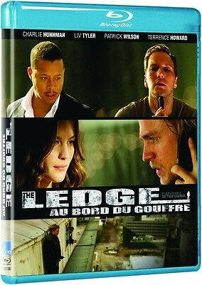 The Ledge (Blu-ray) Liv Tyler, Patrick Wilson, Charlie Hunnam NEW