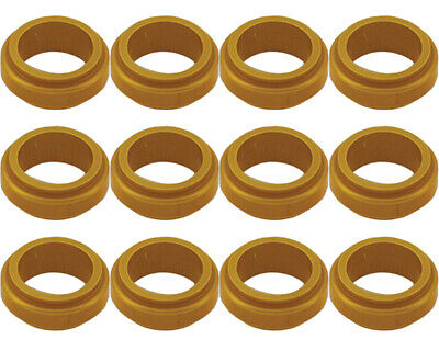 Wheel Spacer Gold 17mm x 10mm Prokart Cadet x 12 Go Kart Karting Race Racing