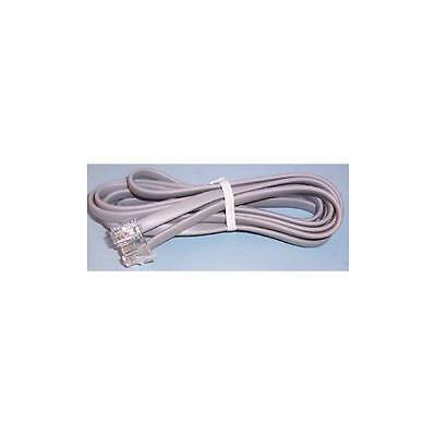 GA82557 LEAD134 Modular Link Rj11 Cable Assembly , 5M