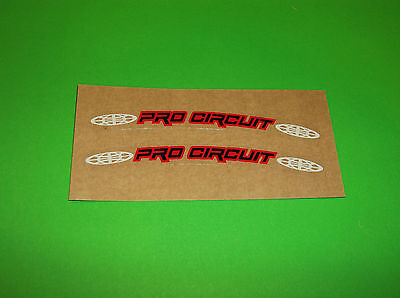 Kx Kxf Rm Rmz Cr Crf Yz Yzf 65 80 85 125 250 450 Pro Circuit Rim Decals Stickers