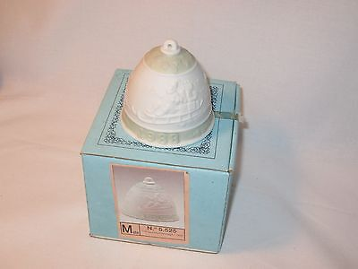 Lladro 1988 Christmas Bell Mint in Box