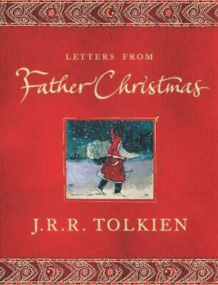 Letters from Father Christmas by J.R.R. Tolkien (English) Paperback Book Free Sh