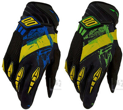 2015 MENS SHOT DEVO SPARK MOTOCROSS MX GLOVES quad enduro bike bmx mtb gants
