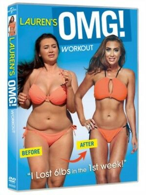 Lauren's OMG! Workout [DVD] [2015], 5053083063955