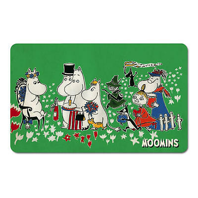 Moomins Birthday Party Breakfast Cutting Board Formica Mat Little My Snufkin