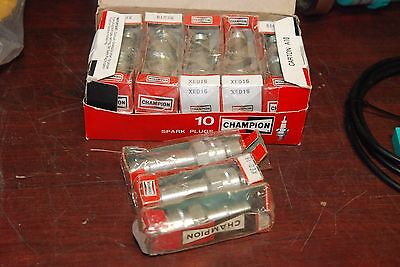 Champion, XED16,Copper Spark Plug, LOT of 13, NEW in Box