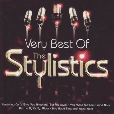 The Stylistics - Very Best of [New CD] Universal UK