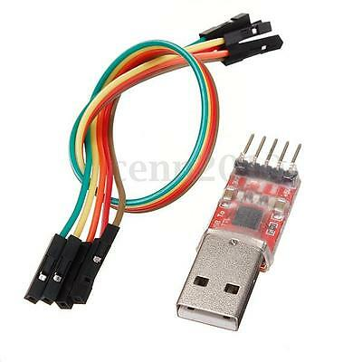For Arduino CP2102 USB 2.0 To TTL UART 5Pin Module Serial Converter Cables