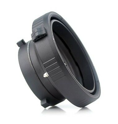 Bowens to Elinchrom Interchangeable Mount Ring Adapter for Studio Flash Strobe