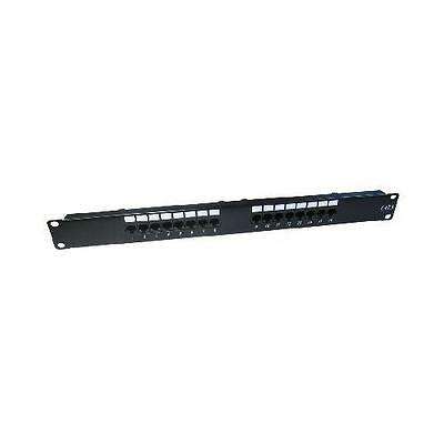 GA101919 16 Port CAT6 Patch Panel Rack Mountable