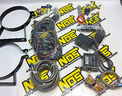 Nitrous Oxide Dry System kit # 05116-NOS for 1999 and later 4.6L Mustang engines