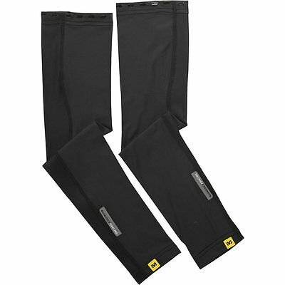 new Mavic Eclipse Sleeves arm coolers UV protection ergo cut black S,M,L