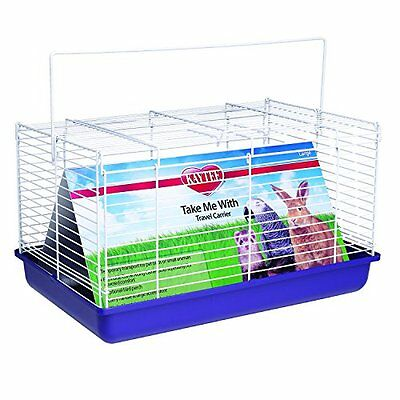 Kaytee Take Me With Travel Carrier Large Colors Vary Pet Small Animal Cage New
