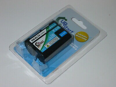 Decoded Battery for Nikon EN-EL15 D600 D800 D800E D7000 1 V1 MH-25 Camera