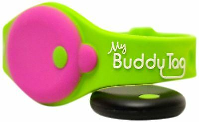 My Buddy Tag Baby Monitor - Bluetooth Device Alerts When Child Out Of Range NEW