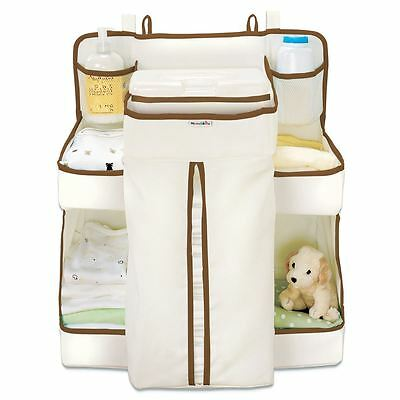 Munchkin Nappy Change Organiser, 9 Storage Areas, NEW