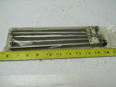 "DME EX28M10 Plastic Injection Mold Ejector Pin 27/64"" X 10"" Lot of 5"