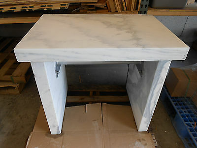 "MARBLE ANTI-VIBRATION ISOLATION TABLE 35"" x 24"" x 31"""