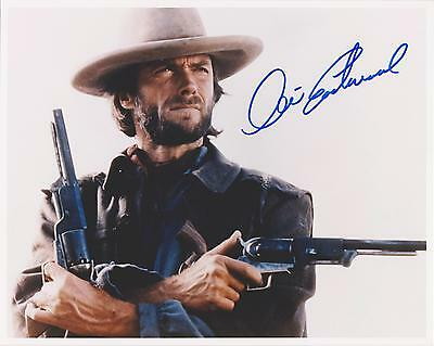 CLINT EASTWOOD as OUTLAW JOSEY WALES 8X10  REPRINT (FREE SHIPPING) *
