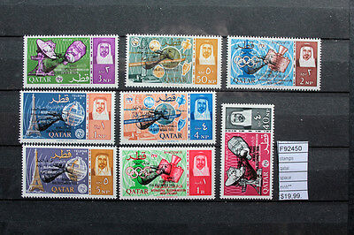 Stamps Qatar Space Mnh** (F92450)