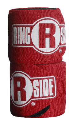 "Ringside Boxing Pro Mexican Handwraps - 200"" - Red"
