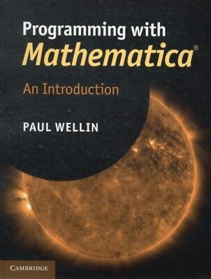 Programming with Mathematica®: An Introduction (Hardcover), Well...