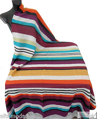 HARPO NEW 159 - MISSONI HOME PLAID LANA - THROW  WOOL  изображения  Tagesdecke