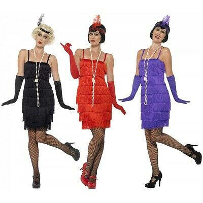 Flapper Costume Halloween Fancy Dress