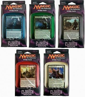 Eldritch Moon Intro Pack - englisch - MtG Deck Magic the Gathering