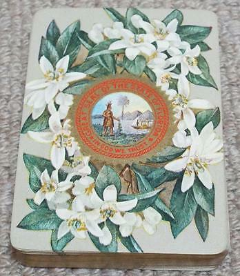 Florida East Coast - Antique Pack of Wide Playing Cards c1900