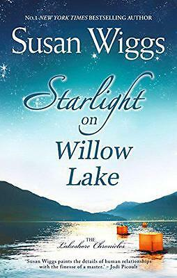 Starlight On Willow Lake (Avalon) by Wiggs, Susan | Paperback Book | 97818484542