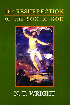 The Resurrection of the Son of God by N.T. Wright (English) Paperback Book Free