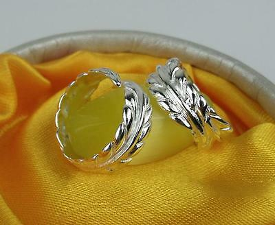 NEW Wholesale 5pcs NF Lady Fashion 925 silver Plated Rings 6-8