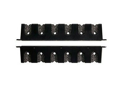 Berkley Horizontal Fishing Rod Rack - Neatly & Securely Stores 6 Fishing Rods