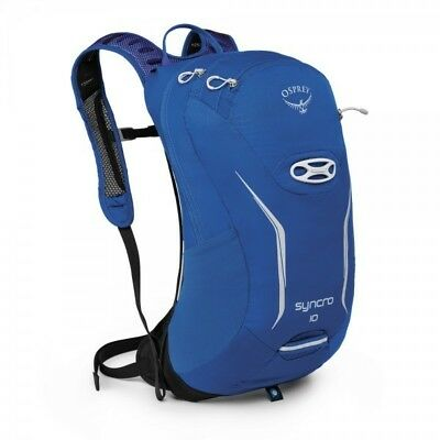 Osprey Syncro 10L Hydration Pack with 2.5L Bladder - Blue