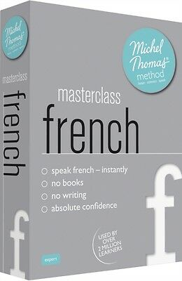 Masterclass French (Learn French with the Michel Thomas Method) (Misc. Supplies)