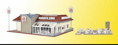 Vollmer 43632 H0 Burger King-Schnellrestaurant