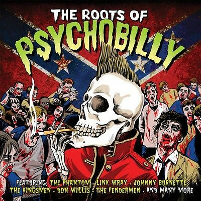 Various Artists - Roots of Psychobilly / Various [New Vinyl] 180 Gram