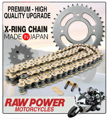 Suzuki GSF1250 SA Bandit ABS 2010 JT Chain Kit Z3 Heavy Duty X-Ring 530